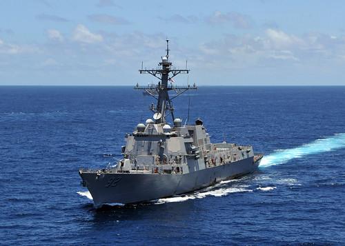 USS Momsen (ddg92)