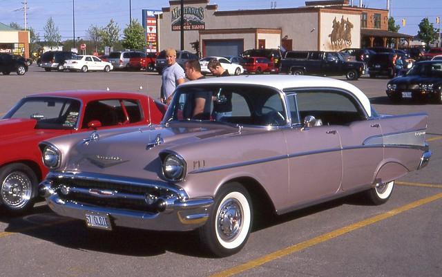 Flickr photo sharing for 1957 chevy belair 4 door hardtop