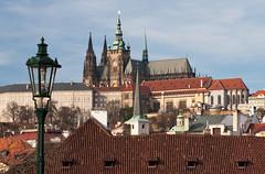Katedrála svatého Víta (Saint Vitus' Cathedral), Prague