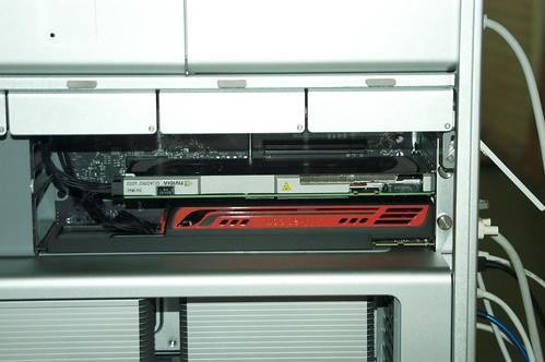 NVIDIA Quadro 4000 & ATI Readon HD 5770