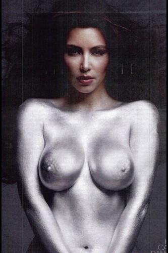 Kim kardashian by .Pinche.Gringo.