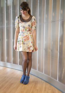 ModStylist Nicole - Flower Delivery Dress
