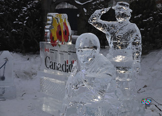Winterlude pays tribute to women in the Canadian Forces