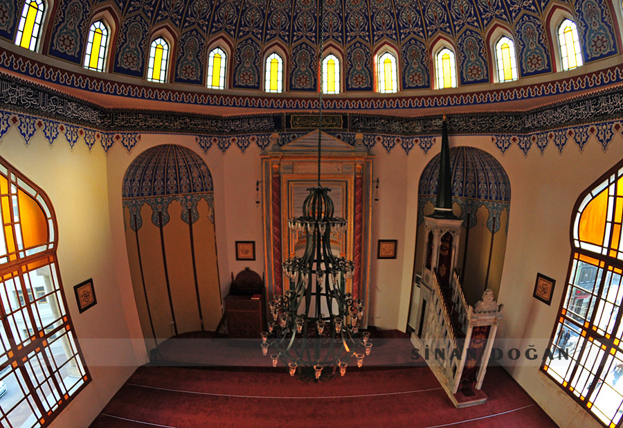 RE-THINKING HISTORIOGRAPHY ON OTTOMAN MOSQUE ARCHITECTURE ...