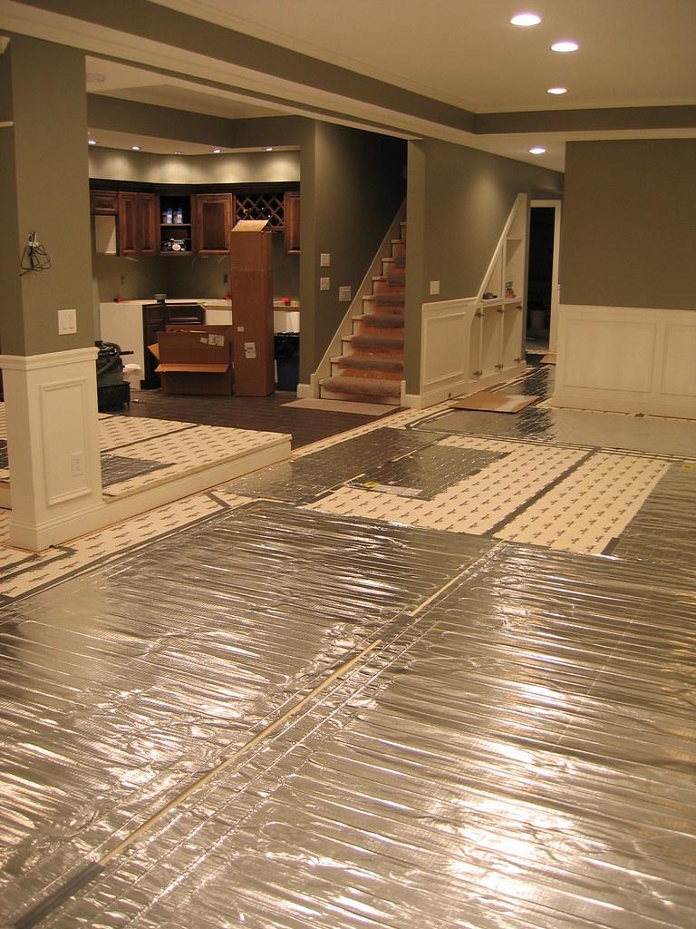 basement in floor heating basement in bamboo flooring ottawa