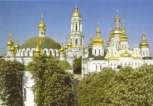 Kiev: saint-Sophia Cathedraland Related Monastic Buildings, Kiev-Pechersk Lavra