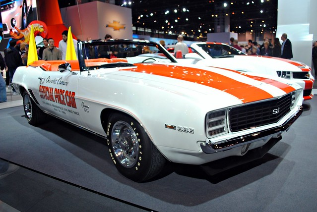 1968 chevy camaro pace car flickr photo sharing