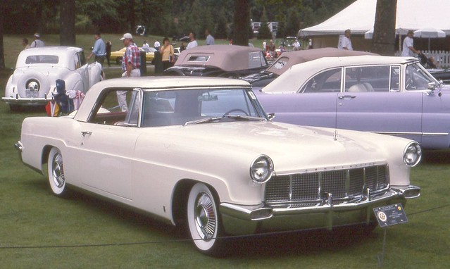 1957 lincoln continental mark ii flickr photo sharing. Black Bedroom Furniture Sets. Home Design Ideas