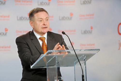 Minister Brendan Howlin