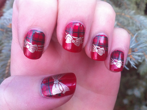 Konad halloween nail art : Nail art konad cute nails