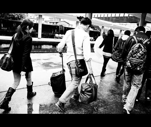 旅行跟拍 - Jax & 明明