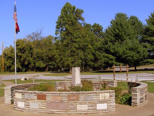 Davy Crockett Memorial