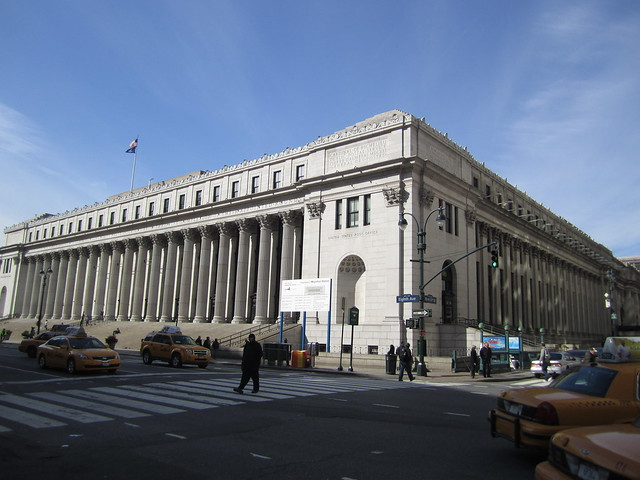 New York City Post Office 34th Street Flickr Photo