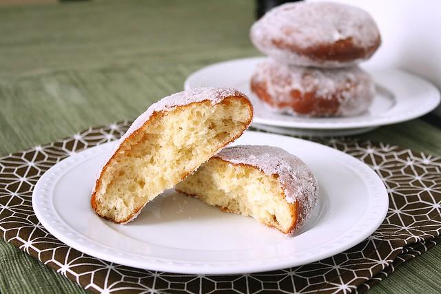 Vanilla Cream-Filled Doughnuts | Flickr - Photo Sharing!
