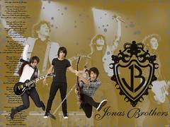 Papel de Parede dos Jonas Brothers