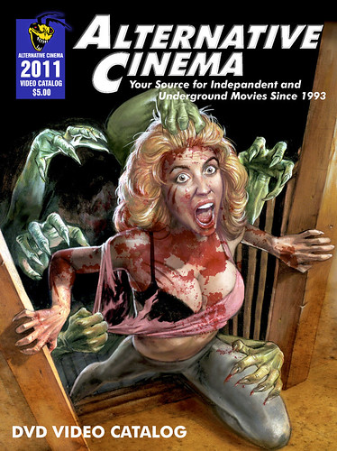 Alternative Cinema - 2011 DVD Catalog