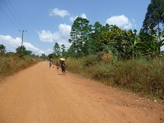 Cycling touring in Uganda info and tips