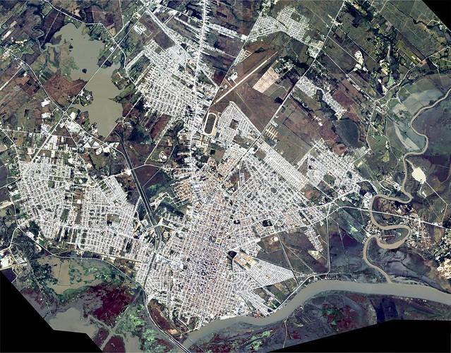 Imagem Via Satelite