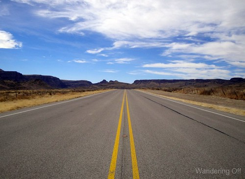 Open Road, West Texas