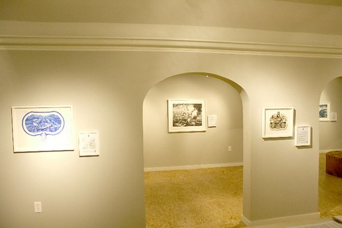 Eric Petitti - Installation view