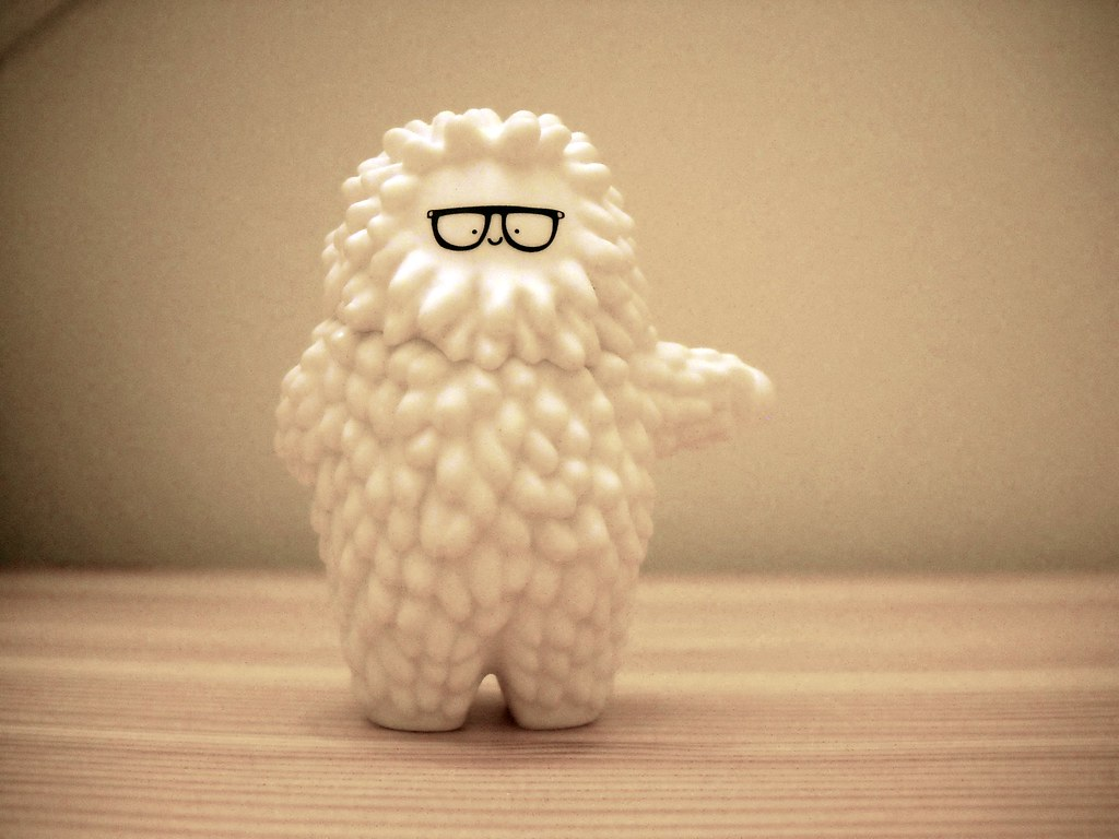 Glasses Baby Treeson Blind Box Series 2 Chase Figure
