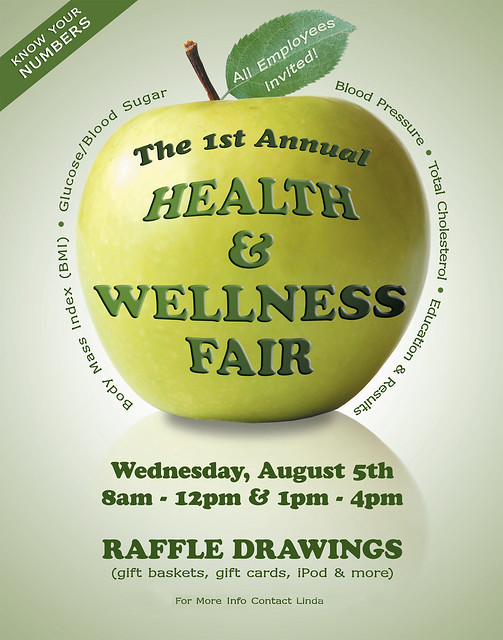 Free Health Fair Flyer Templates Idealstalist