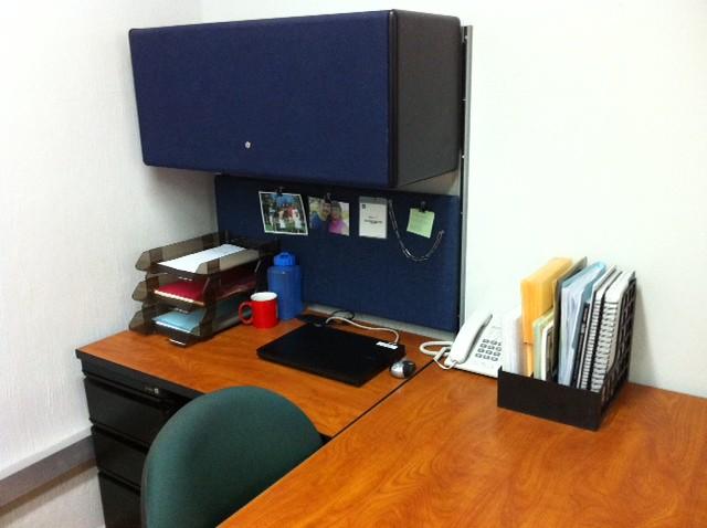 Escritorio de la oficina flickr photo sharing - Escritorios de oficina ...