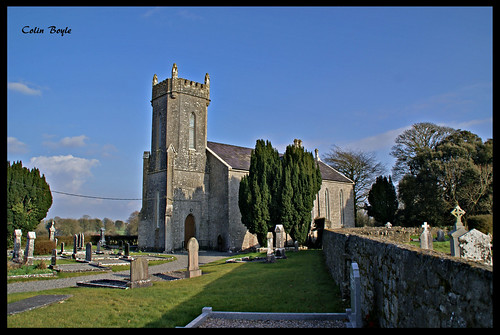 St Paul's Church ,Killashee , County Longford