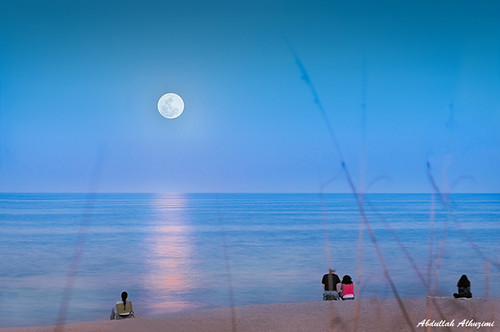 moon march florida melbourne super full 19 2011