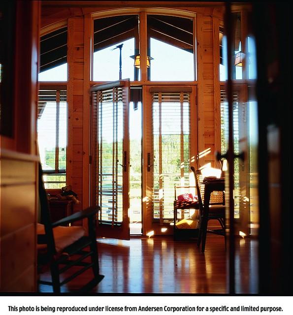 400 Series Frenchwood Hinged Patio Doors Flickr Photo