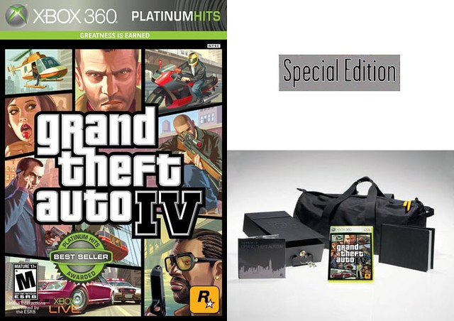 A Rated Games For Xbox 360 : Grand theft auto iv rated m
