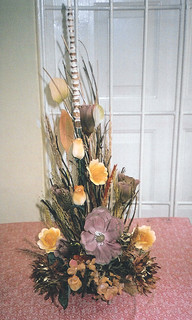 Dried Floral Design - Barbados Florist