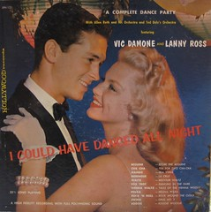I Could Have Danced All Night — Vic Damone and Lanny Ross