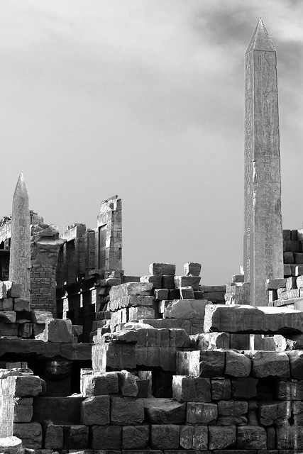 From the Temple of Karnak
