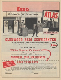 Glenwood Esso Servicenter