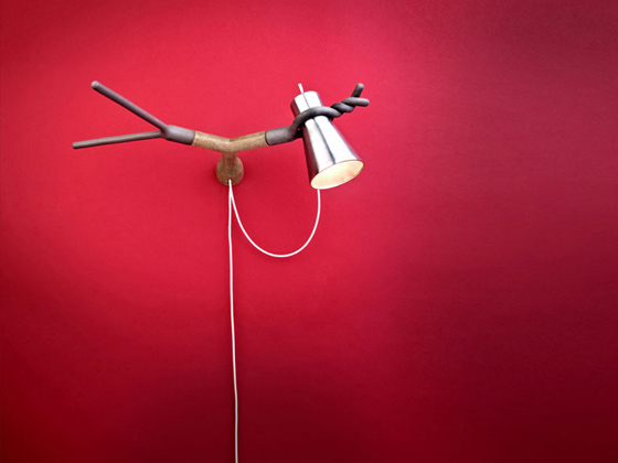 Fixie Lamp Series by DAG design studio