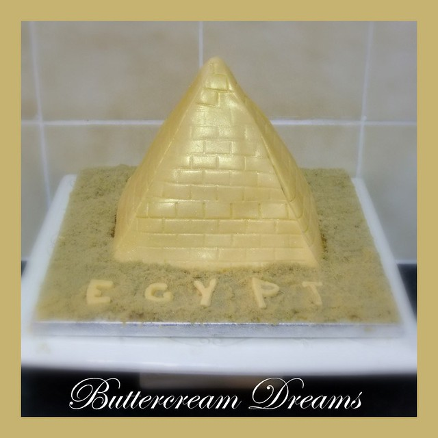 Egyptian Pyramid School Project http://www.flickr.com/photos/buttercreamdreams/5591124049/