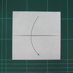 วิธีการพับกระดาษเป็นรูปเปียโน (Origami Piano) 001