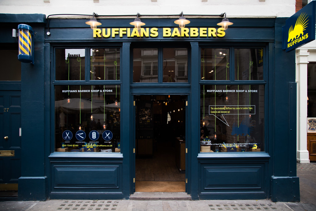 Ruffians, Covent Garden