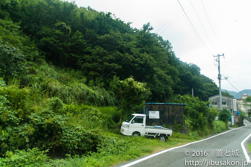shimoda-castle