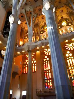 사그라다 파밀리아 성당 Gràcia 근처 의 이미지. guido cathedral barcelona