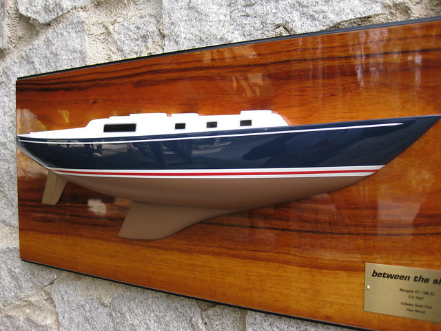"This is the 24"" model of the 1971 Morgan 42 / MK-II."