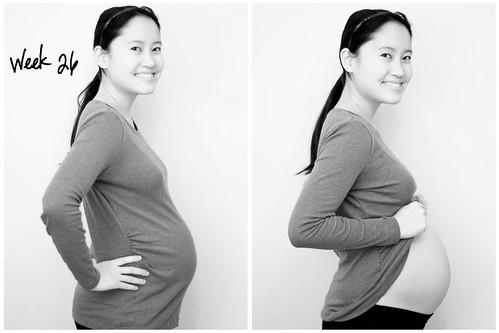 Pregnancy - Week 26