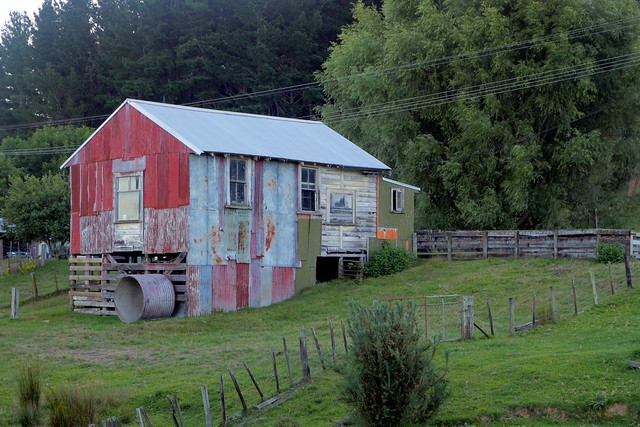 Ngaruawahia New Zealand  City pictures : Old building, Ngaruawahia, Waikato, New Zealand | Flickr Photo ...
