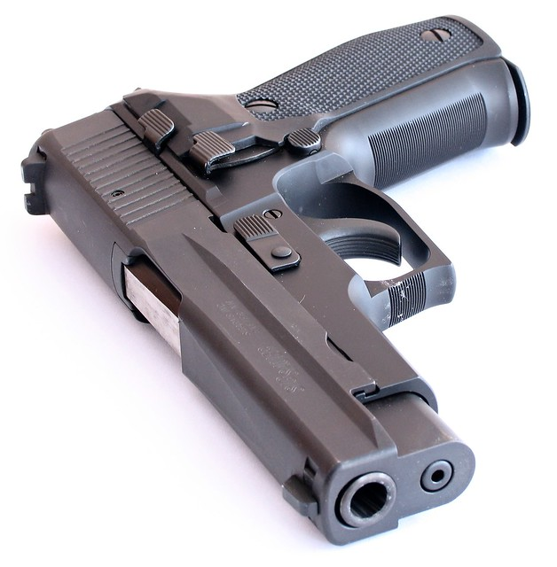 Sig P226 Flickr Photo Sharing