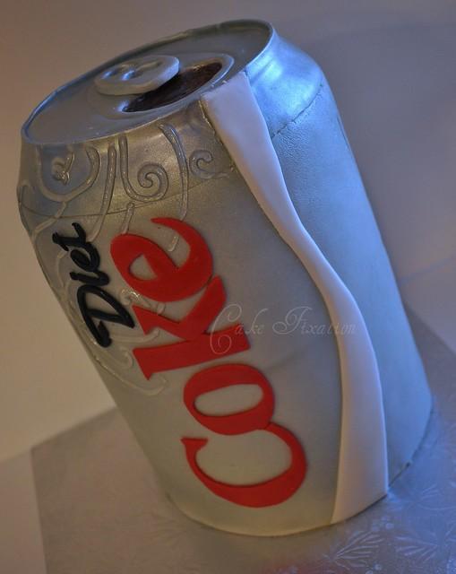 Diet Coke Cake | Flickr - Photo Sharing!