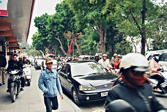 Traffic Everywhere - Hanoi