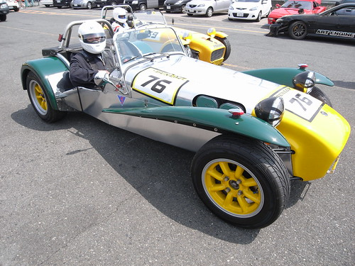 1989 CATERHAM SUPER7