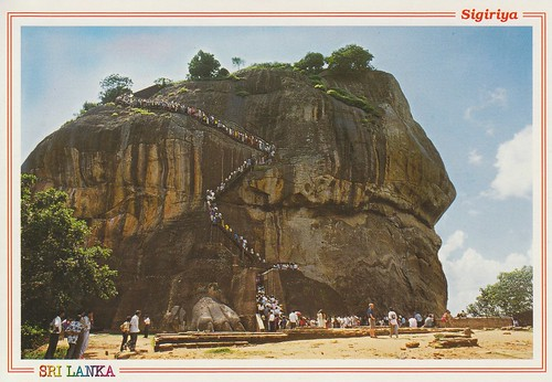 Ancient City of Sigiriya - 03