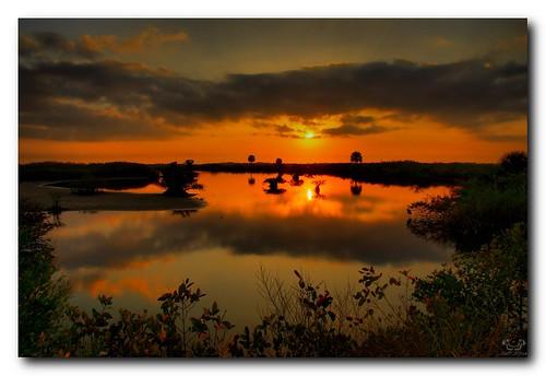 usa sun color beautiful sunrise geotagged outdoors unitedstates florida hiking titusville hdr merrittislandnwr geo:lat=2886512110 geo:lon=8078659058